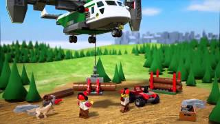 getlinkyoutube.com-LEGO CITY 60027, 60025, 60023, 60022, 60021, 60020, 60019, 60018, 60017, 60016