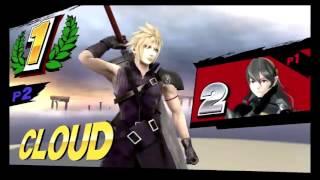 getlinkyoutube.com-Luke Snywalker (Corrin) vs SA | Rilex Zefire (Cloud) - Key to the PG House - Smash Wii U