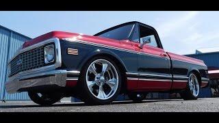 getlinkyoutube.com-1971 Chevrolet C/10 Street Truck 2016 Kavalcade Of Kool Auctions America Park