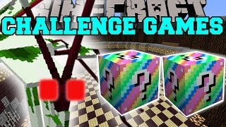 getlinkyoutube.com-Minecraft: MANTIS CHALLENGE GAMES - Lucky Block Mod - Modded Mini-Game