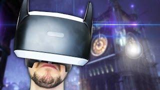 getlinkyoutube.com-BE THE BAT! | Batman Arkham VR (Playstation VR)