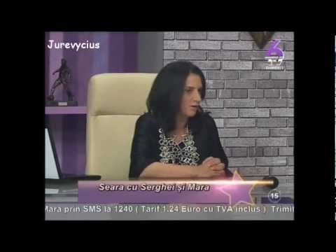Seara cu Serghei si Mara - Romeo Fantastik (2 aprilie 2012) 6TV part.1