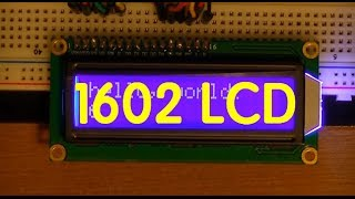 getlinkyoutube.com-How to use a 1602 16X2 LCD display with Arduino, TI Launchpad, and standalone MSP430