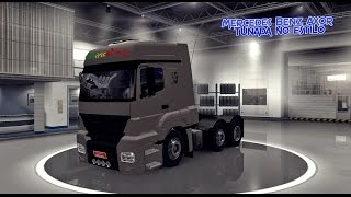 getlinkyoutube.com-Euro Truck Simulator 2 - Mercedes Benz Axor Tunada no estilo