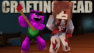"""getlinkyoutube.com-Minecraft Crafting Dead - """"Lucky Day"""" #3 (The Walking Dead Roleplay S13)"""