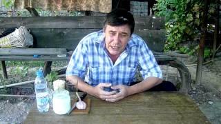 getlinkyoutube.com-Рецепт Чингиз-хана. Глотание целого стакана чеснока.