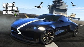 "getlinkyoutube.com-NEW JAMES BOND ""ASTON MARTIN DB10"" SPECTER SPORTS CAR SPENDING SPREE!! (GTA 5 Online DLC Update)"