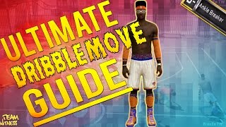 NBA 2K15 MyPark Tips: Ultimate DRIBBLE MOVE Guide! BEST Money Dribble Moves In MyPark/Rec Center!