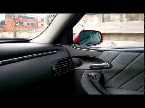 Lancia Lybra Folding Mirrors