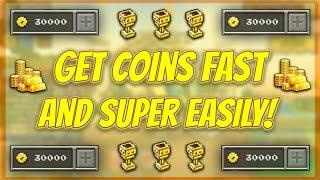 getlinkyoutube.com-Pixel Gun 3D - How To Get Fast Coins! No Hacks! [After 9.4.1]