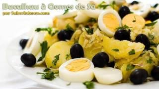 getlinkyoutube.com-Receita de Bacalhau à Gomes de Sá