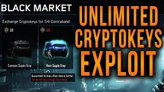 Call Of Duty Black Ops 3 - Unlimited Cryptokeys Exploit
