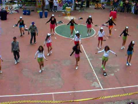 Video De Colegio El Carmelo Baile Promo L Ganadores Por Do A O