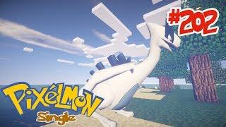getlinkyoutube.com-Minecraft Pixelmon Single [3.3.8] #202 จับ ลูเกีย โปเกม่อนในตำนาน