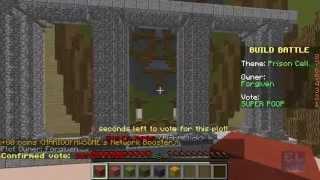 """getlinkyoutube.com-[EL1037] Mini-Game: Build Battle """"Prigione alla Bigre"""""""