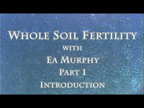 Whole Soil Fertility with Ea Murphy Part 1 Introduction