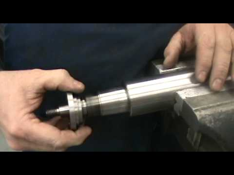 Northland Tool's Spindle Grinding Capabilities
