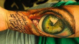 getlinkyoutube.com-Best New Tattoo Art in the World - Best Tattoo Artists in the World
