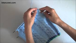 getlinkyoutube.com-How to knit a sweater for baby or toddler - video tutorial with detailed instructions.