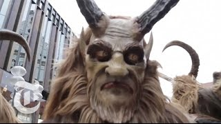 getlinkyoutube.com-In Bavaria, Krampus Catches the Naughty | The New York Times