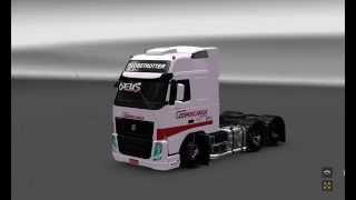 getlinkyoutube.com-Euro Truck Simulator 2 - Volvo FH13 Euro 5