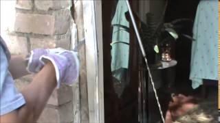 getlinkyoutube.com-Como instalar una ventana de casa? rapido y facil