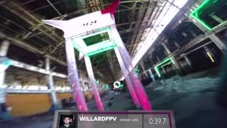 getlinkyoutube.com-DRL | FPV Feeds from the 2016 DRL Championship | Drone Racing League