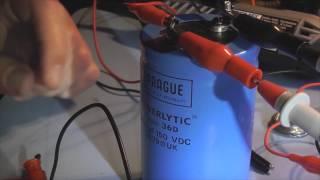 DIY Capacitor Discharge Tool