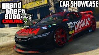 getlinkyoutube.com-GTA 5 PS4 - Dinka Jester (Racecar) Car Showcase