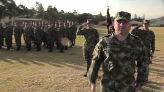 Ejército de Colombia 2013 año del Entrenamiento y Reentrenamiento
