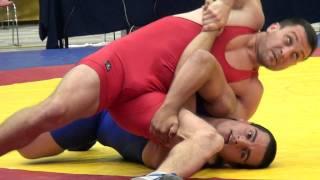 Greco-Roman Wrestling - Romania vs. Italy - PIN