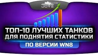 getlinkyoutube.com-ТОП-10 лучших танков для поднятия статистики в World Of Tanks [По версии WN8]