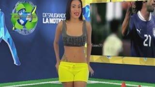 getlinkyoutube.com-Yuvi Pallarés ahora se desnuda por Pirlo