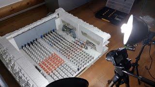 getlinkyoutube.com-LEGO STAR WARS Clone Army 2015 - Making Of | HD
