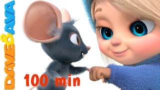 getlinkyoutube.com-Rig a Jig Jig | Nursery Rhymes Collection and Baby Songs from Dave and Ava
