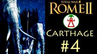 "getlinkyoutube.com-Total War: Rome 2 - Carthage Campaign (Legendary) - Part 4: ""Hannibal vs. Rome"""