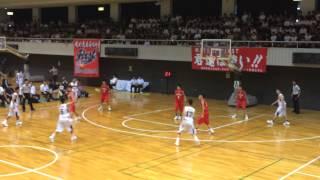 getlinkyoutube.com-中国中学校大会 バスケットボール 準決勝   玉島北中学校VS松江第一中学校