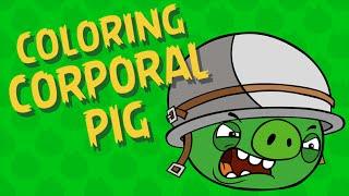 Download Bad Piggies Coloring