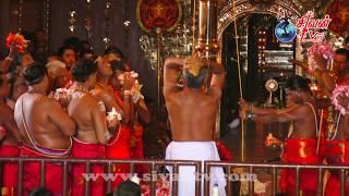 நல்லூர் கந்தசுவாமி கோவில் கொடியேற்றம் 16.08.2018