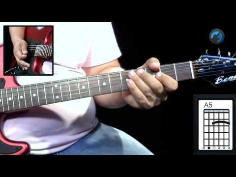 Como formar um Power Chord (dicas de guitarra)
