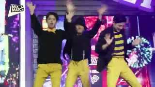 getlinkyoutube.com-[MIX & MATCH] YANG HONGSEOK (양홍석) - TEAM B.I 'HONEY' (DANCE PERFORMANCE)