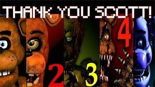 getlinkyoutube.com-Five Nights at Freddy's 1-4 Jumpscare Simulator [2016]