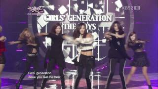 getlinkyoutube.com-[Live HD] 111118 SNSD - The Boy