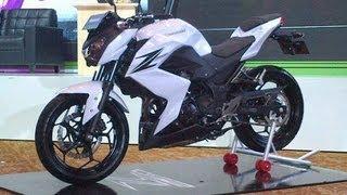 getlinkyoutube.com-Nova Kawasaki Z250 Z300