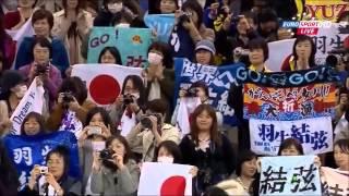 getlinkyoutube.com-羽生結弦 世界選手権 2015 SP演技に中国ネットユーザー大絶賛!