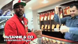getlinkyoutube.com-Cam'Ron Picks Up Diamond UN Chain From Avianne   Co Jewelers