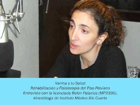 Entrevista con la licenciada Belén Palacios    2 de junio