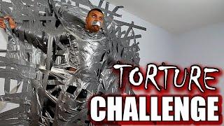 getlinkyoutube.com-INSANE DUCT TAPE TORTURE CHALLENGE!!
