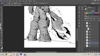 getlinkyoutube.com-Render the inks