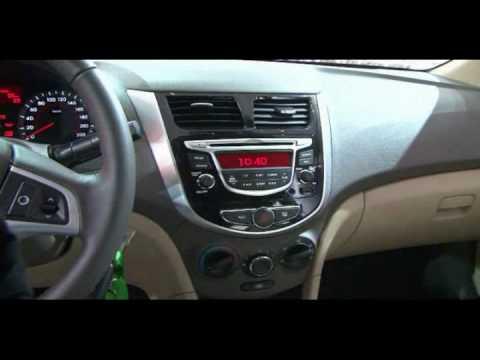 Hyundai Verna (Accent) 2011